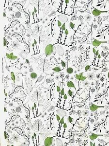 IKEA Fabric By The Yard Design Birds S Edholm/L Ullenius 2008