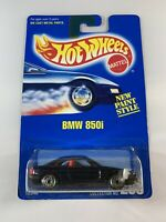 Hot Wheels Vintage Blue Card - BMW 850i Ultra Hot Wheels - BOXED SHIPPING