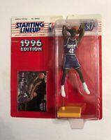 1996 NBA Starting Lineup Vin Baker Milwaukee Bucks Action Figure
