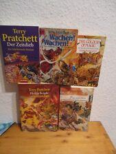 6 x Terry Prachet - Scheibenwelt-Romane