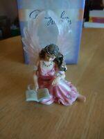 Angels Around Us Angel Knowledge Figurine AA901 Munro Enterprise 2004