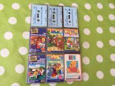 Familien-und Erziehungs hörspiele im Kassetten-Format