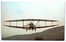 1976 June Bug II Reproduction Flight Postcard