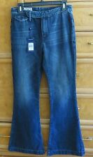 Women's Polo Ralph Lauren flare bell bottom jeans size 28 brand new NWT $198