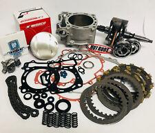 YFZ450 YFZ 450 Stock Cylinder Wiseco 11.4:1 Motor Engine Rebuild Kit w OIl Pump