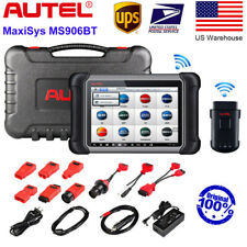 Autel MaxiSys MS906BT ECU Coding OBD2 Scanner Auto Diagnostic Tool Better MS906