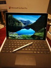 Surface Pro 3 Tablet Core i5 4300U 1.9GHz 8GB RAM 256GB SSD Type Cover Bundle 3r
