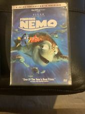 Finding Nemo (Dvd, 2003, 2-Disc Set) Collector's Edition