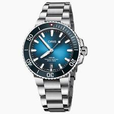 Oris Clean Ocean Aquis Watch 39.5mm Blue Limited Edition 2019