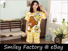 1set Rilakkuma San-X Lounge Pant Sleep Pajama Sleepware Clothing Free shipping
