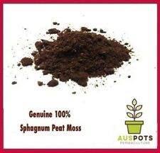 Sphagnum Peat Moss 100% Natural, Organic Soil Conditioner - Vegetable Beds