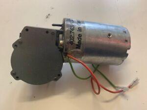 SWF VALEO NIDEC ITT 402.743 wiper motor, gear motor 24V 33 rpm 4 Nm