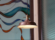 Factory Industrial Pendant Lamp - Lamp Shade Pendant Ceiling Light Vintage Look