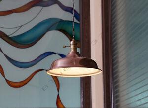 Factory Industrial Pendant Lamp - Lamp Shade Pendant Ceiling Light Vintage Look