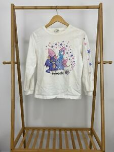 RARE VTG Neopets Super Cute Sleeve Graphic T-Shirt Size YOUTH XL
