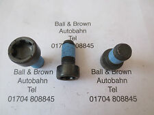 Vauxhall Opel Lancia Saab Fiat Alfa Flywheel / Crankshaft Screw Part No 55214338