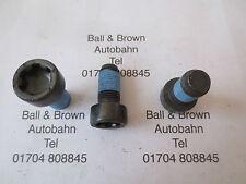Vauxhall Opel Lancia Saab Fiat Alfa Flywheel / Crankshaft Screw Part No 55214338