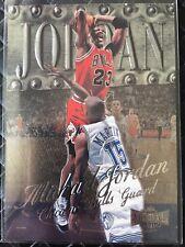 1998-99 Michael Jordan Metal Universe #1