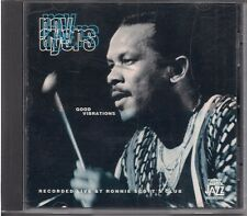ROY AYERS: GOOD VIBRATIONS CD! RECORDED LIVE AT RONNIE SCOTT'S CLUB! NEAR MINT!
