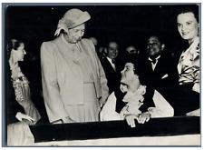 Germaine Coty Vintage silver print Tirage argentique  13x18  Circa 1940