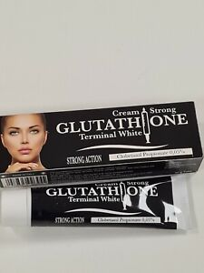TERMINAL WHITE GLUTATHIONE INJECTION STRONG CRÈME TUBE  ORIGINAL