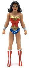 Dc Universe: Infinite Heroes 2010 Wonder Woman (Omac Attack 6-Pack Figure) Loose