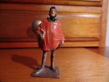 Figurine VERTUNNI :  François VILLON  / antique toy soldier