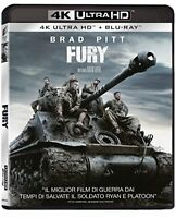 Fury (4K Ultra HD + Blu-Ray) SONY PICTURES