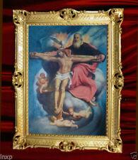 Gemälde mit Rahmen und Religions- & Inspirations-Thema