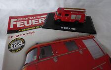 De Agostini Faszination Feuerwehr 1: 72  LF DAF A 1600  Nr. 17