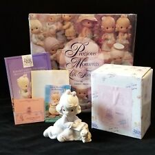 Precious Moments Last Forever Book &You Fill the Pages of My Life #530980 Figure