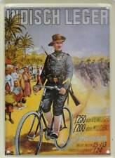 Metalen Kaart/Tin-Card/Blechkarte - Indisch Leger (022)