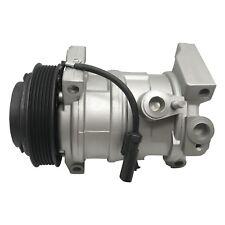 RYC Remanufactured AC Compressor and A//C Clutch AEG346