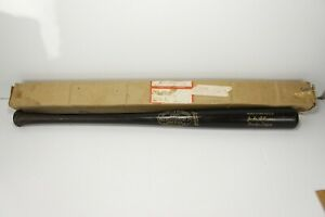 Louisville Slugger Famous Hitters II Jackie Robinson Wood Bat w Original Box