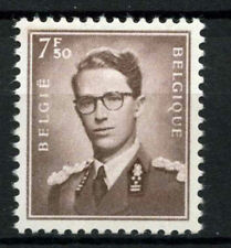Belgium 1953-72 SG#1466, 7f50 King Baudouin MNH Cat £110 #A62913