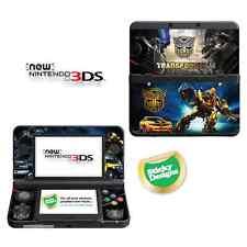 Transformers Vinilo Pegatina para NUEVA Nintendo 3DS (con C Stick)