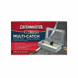 Catchmaster 606MC Mechanical Metal Multi-Catch Trap