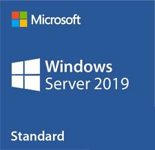 Windows Server Standard 2019 Key 32 64 bit Genuine License Product Code