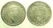 Napoli Regno Due Sicilie Ferdinando I Piastra da 120 Grana 1818 BB+ Ag