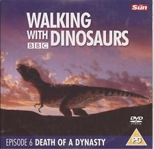 WALKING WITH DINOSAURS - DEATH OF A DYNASTY - ***DVD***