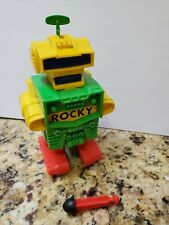 1970 Ding-a-ling Robot Rocky from Topper Toys
