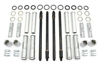 Harley Adjustable Sifton Pushrod Cover Kit Twin Cam '99 Up V-Twin 11-9709 X7
