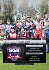 More details for 2019 speedway dvd - british under-21 final berwick