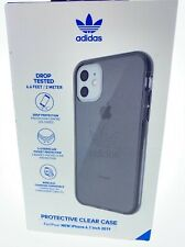 """adidas iPhone 11 6.1"""" Case Cover Protective Phone Cover - Black"""