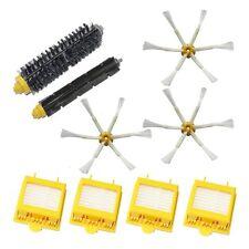 Hepa Filter 6 armed Side Brush tool for iRobot Roomba 700 Series 760 770 780