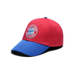 BAYERN MUNICH RED & BLUE FAN INK ADJUSTABLE HAT