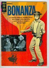 Bonanza #15 August 1965 Vg Photo cover