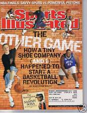 6/13/05 Sports Illustrated - Basketball