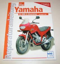 Reparaturanleitung Yamaha  XJ 600 S Diversion - ab 1992!