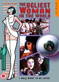 The Ugliest Woman In The World ROBERTO ALVAREZ RARE (UK RELEASE) DVD